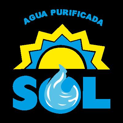 Agua Sol logo vector