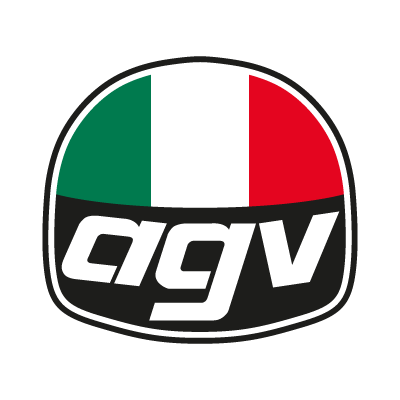AGV Racing logo vector