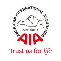 AIA Insurance vector logo