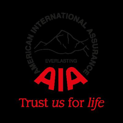 AIA Insurance vector logo