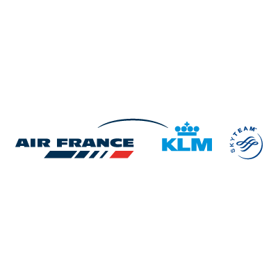 Air France KLM vector logo