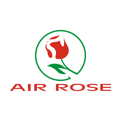 Air Rose (.EPS) vector logo