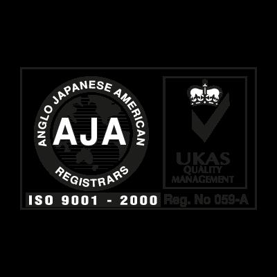 AJA ISO 9001 – 2000 logo vector