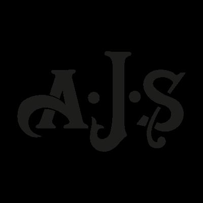 A.J.S. logo vector