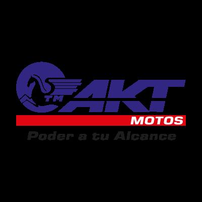 AKT Motos logo vector