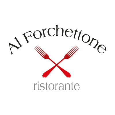 Al forchettone logo vector