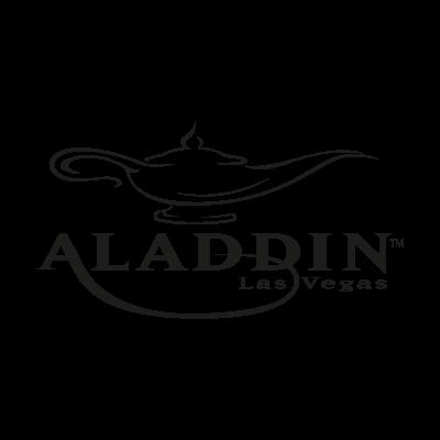 Aladdin Las Vegas logo vector