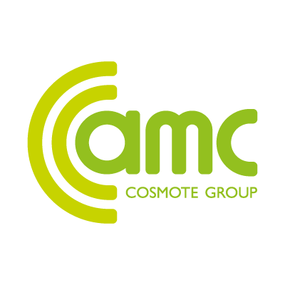 Albanian Mobile Communications logo vector
