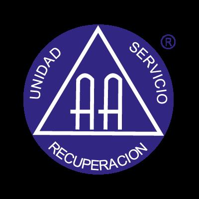 Alcoholicos Anonimos logo vector