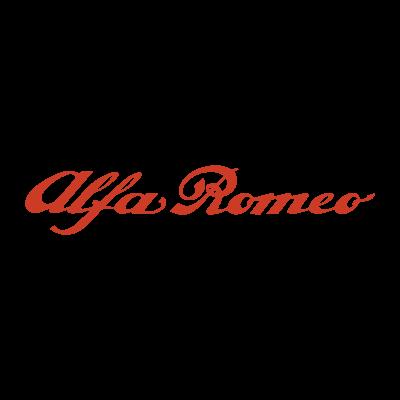 Alfa Romeo Auto logo vector