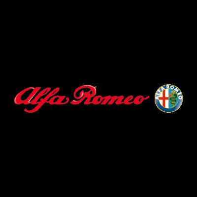 Alfa Romeo Italy logo vector