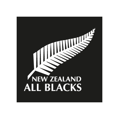 All Blacks New Zealand logo vector