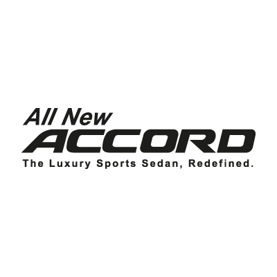 All New Accord logo vector