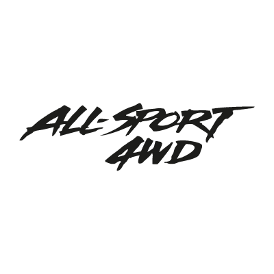 All-Sport 4WD logo vector