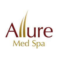 Allure Med Spa vector logo