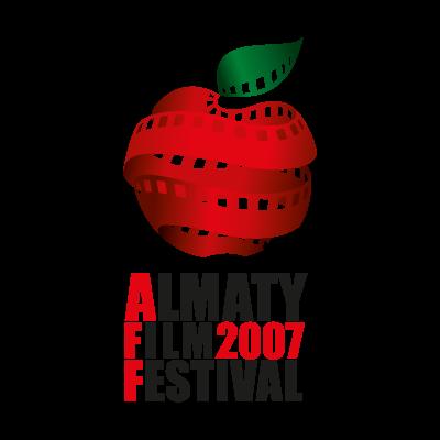 Almaty Film Festival 2007 logo vector