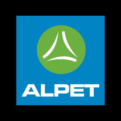 Alpet logo vector