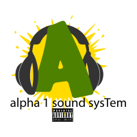 Alpha 1 Sound vector logo