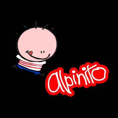 Alpinito vector logo