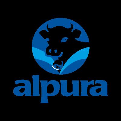 Alpura logo vector