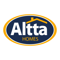 Altta Homes vector logo