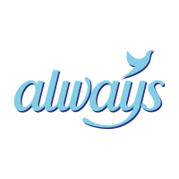 Always vector logo