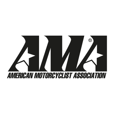 AMA Black vector logo