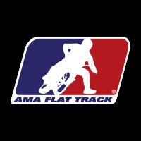 AMA Flat Track vector logo
