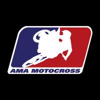 AMA Motocross vector logo