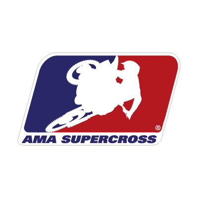 AMA Supercross logo vector