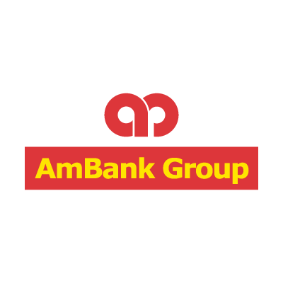 Ambank group logo vector