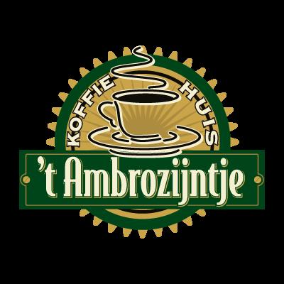 Ambrozijntje logo vector