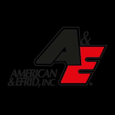 American & Efird logo vector