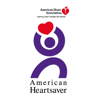 American Heartsaver Day logo vector