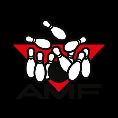 AMF Bowling logo vector