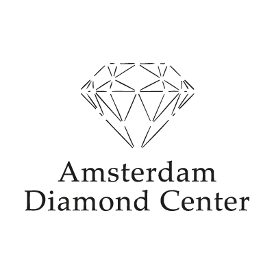 Amsterdam Diamond Center logo vector