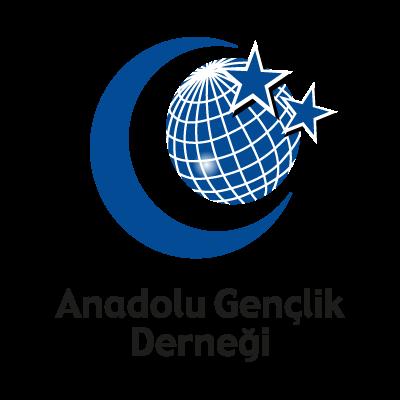 Anadolu Genclik Dernegi logo vector