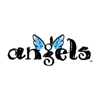 Angels vector logo