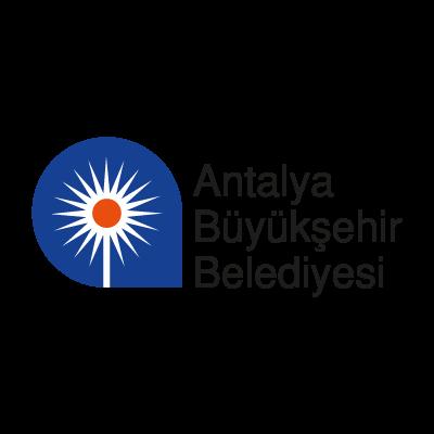 Antalya Buyuksehir Belediyesi logo vector