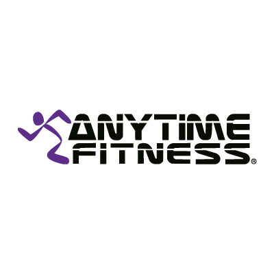 Anytime Fitness logo vector
