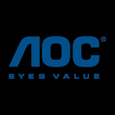 AOC Monitors logo vector