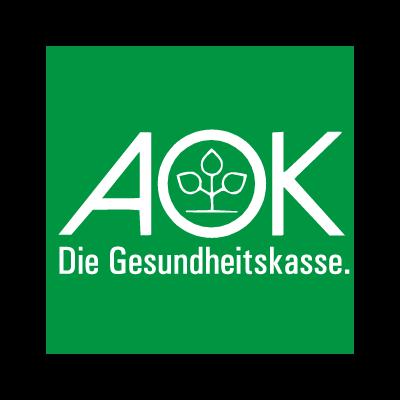 AOK logo vector