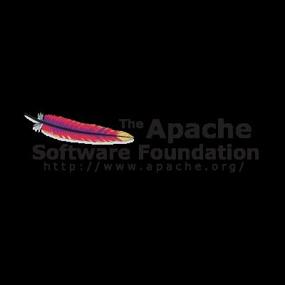 Apache software foundation logo vector