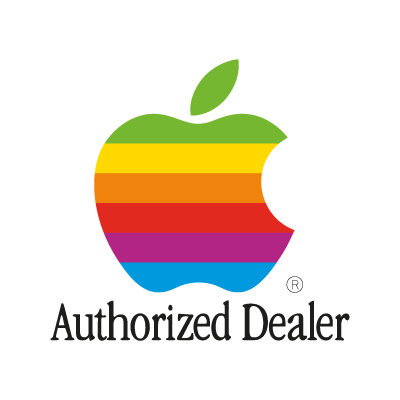 Apple Authorized Dealer (.EPS) logo vector