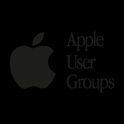 Apple User Groups vector logo