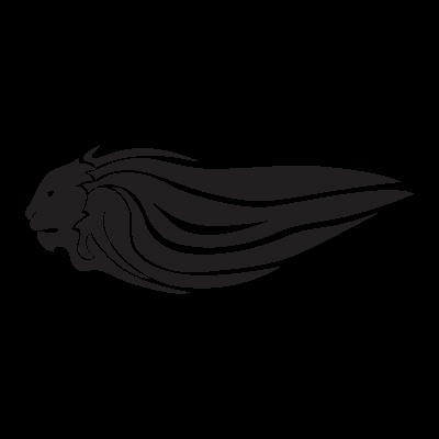 Aprilia lion Variation 01 vector logo