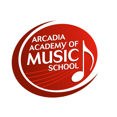 Arcadia Academy of Music School (.EPS) logo vector
