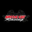 Arctic Cat Racing logo vector