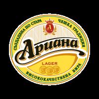 Ariana Beer vector logo