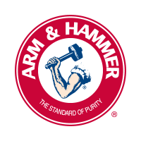 Arm and Hammer vector logo